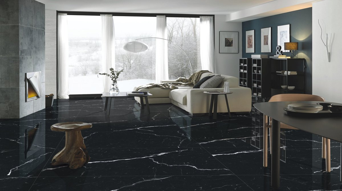 Glazed Porcelain Polished Tiles