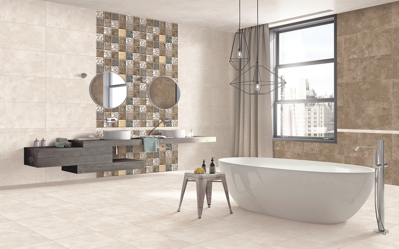 Luxury Bathroom Wall Tiles Design to Inspire You!
