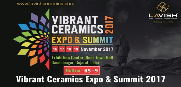 Vibrant Ceramics Expo & Summit 2017