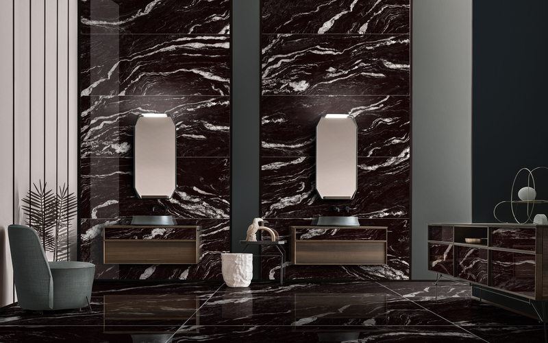 You'll be Mesmerized by the 7 benefits of using Large-Format Porcelain Tiles.