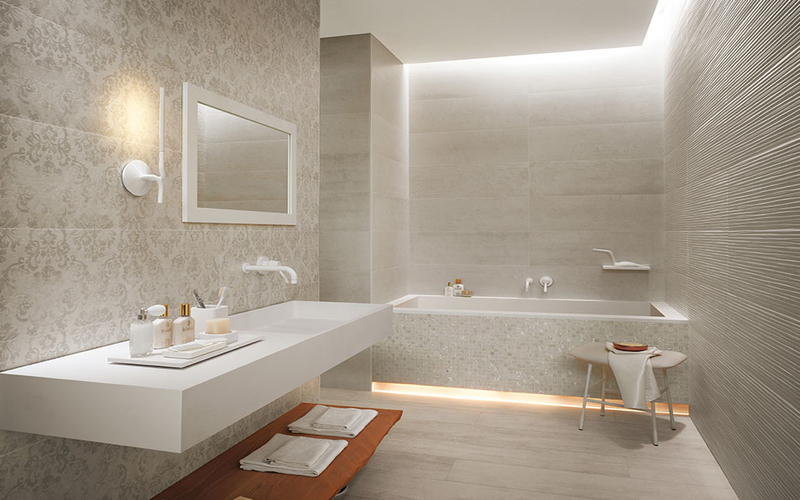 Beautify Your Bathroom with Elegant Tile designs